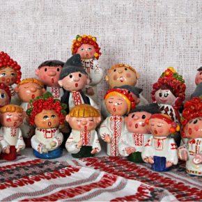 Poland Ukraine dolls kwadrat