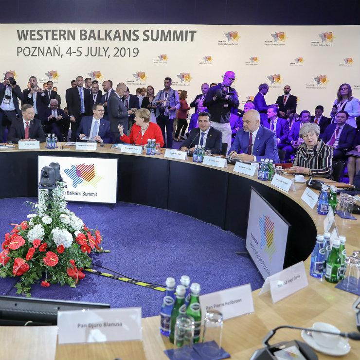 Poland Western Balkans summit Poznan 2019_2 square