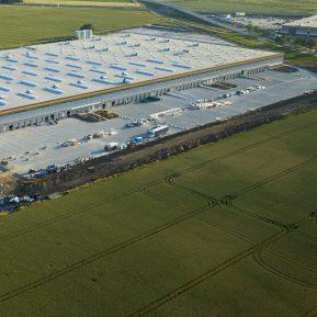 Polish warehouse supply up a massive 21 per cent