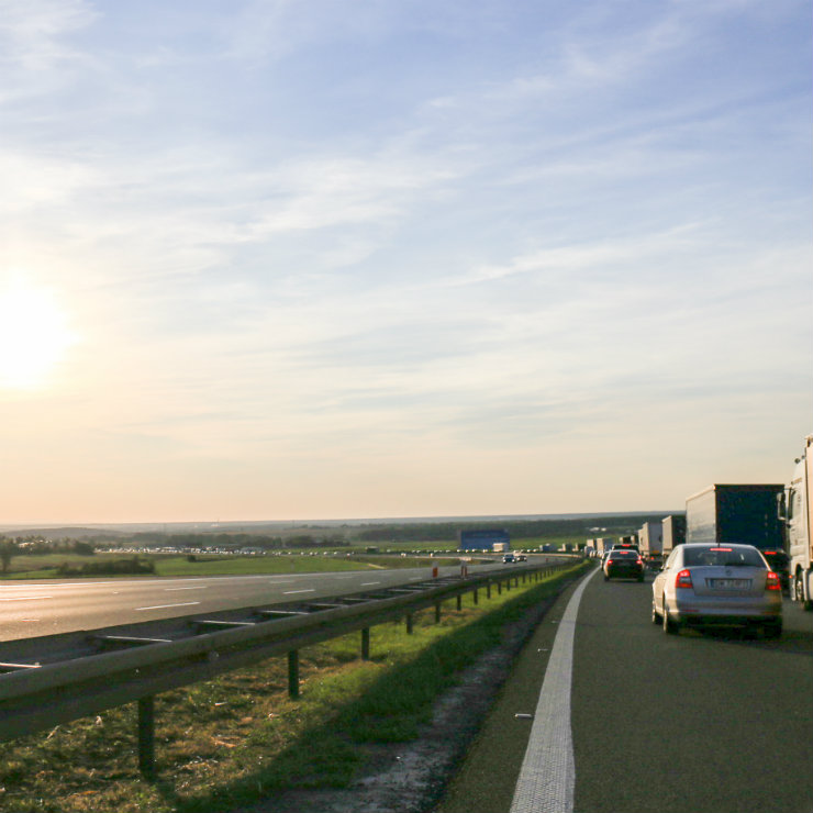 How highways contribute to economic growth