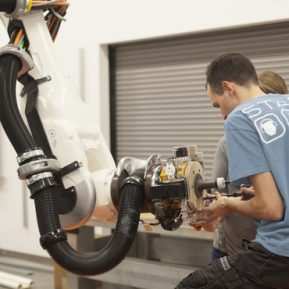 Poland is not ready for robotization