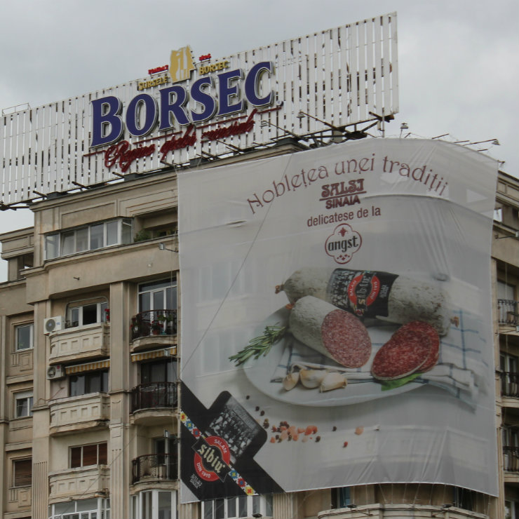Faith in Romanian advertising industry growing