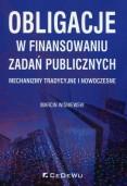 Innowacje obligacyjne mogą uratować publiczne budżety