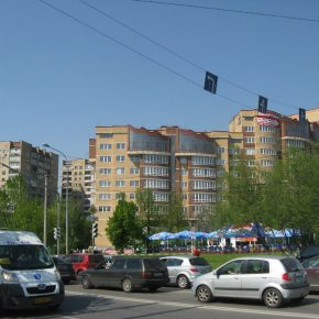 Russia Moscow Real estate housing kwadrat