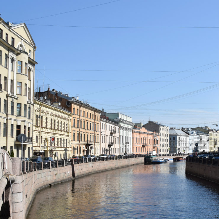 Saint Petersburg's thriving start-up scene