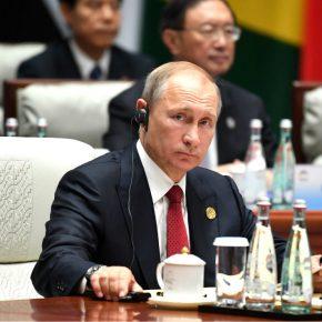 Russia Putin 4 kwadrat