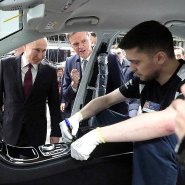 German economic appetite for Russia