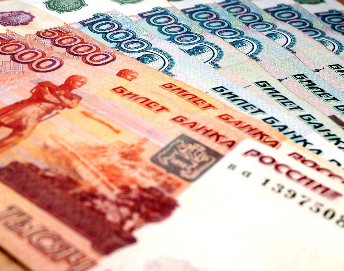 The rise of the Russian Ruble