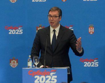 Serbian authorities presented Serbia 2025 Program