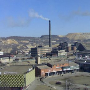 Serbia RTB BOR mine kwadrat