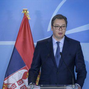 Serbia Vucic 2 kwadrat