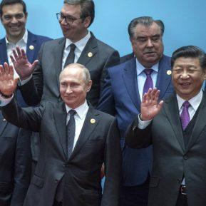 Serbia irks EU as Beijing takes leading role