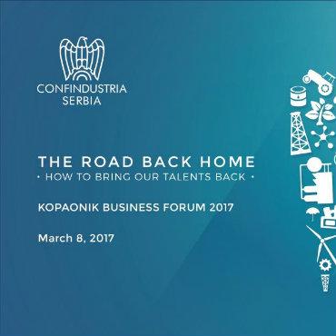 Kopaonik Business Forum – the most important forum in Serbia