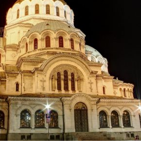 Sofia katedra kwadrat