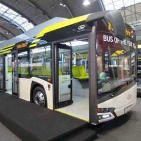 Solaris bus kwadrat