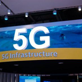 Telekom 5G kwadrat