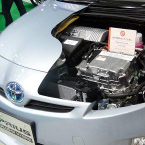 Toyota Prius kwadrat