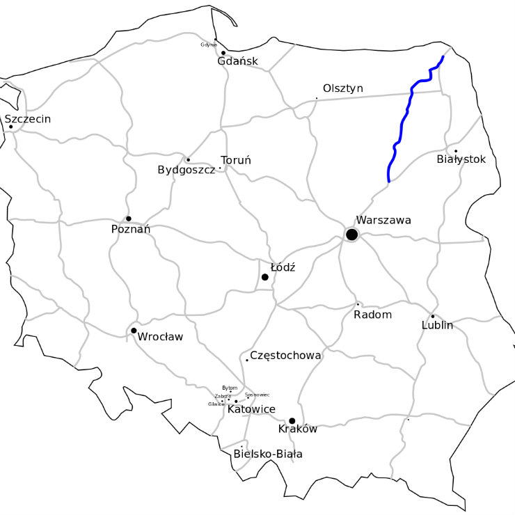 Poland chooses quality over quantity in the Via Baltica investment