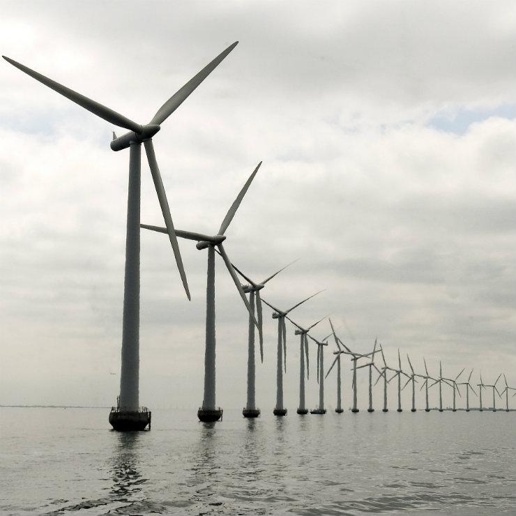 Polish wind farms may plug the energy gap