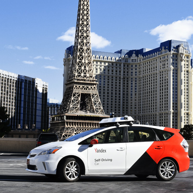 Russia wants to become a pioneer in autonomous car technology