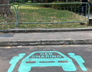Europejskie miasta jutra wykorzystują system car sharingu
