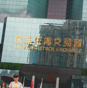 china stock exchange kwadrat