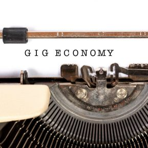 The gig economy is becoming increasingly global