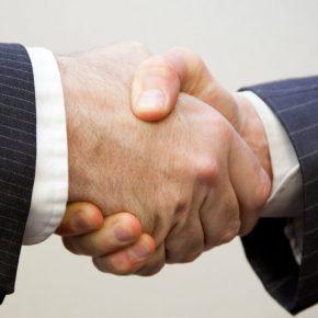 handshake MandA kwadrat