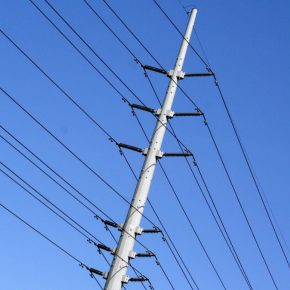 linia energetyczna kwadrat