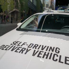 self driving car kwadrat