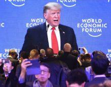 Davos: MFW obniża prognozy wzrostu, a prezydent USA nie wierzy sceptykom