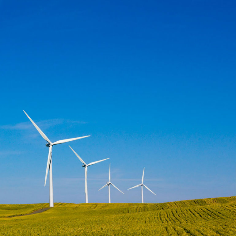 The green energy boom continues
