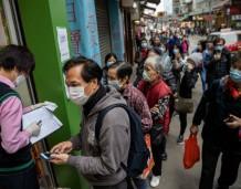 Chiny w szponach wirusa