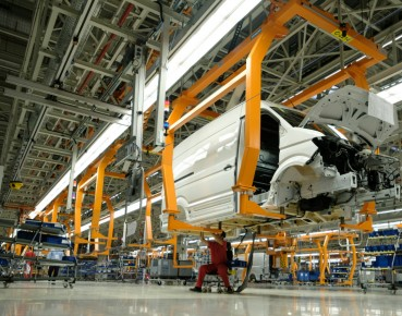 Will Poland be affected by the decline in car production in Germany?