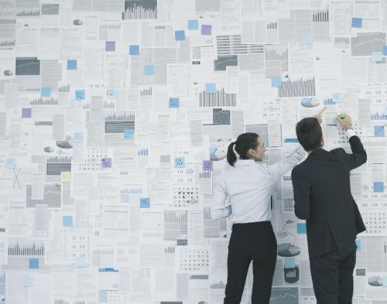 Rozwój gospodarczy zależy od danych