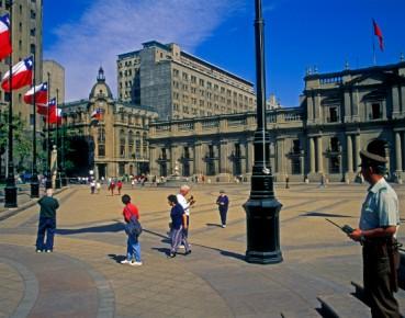 Chile w pułapce średniego dochodu
