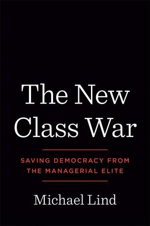 New Class War - okładka