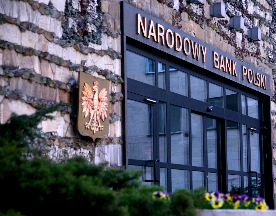 Siedziba Narodowego Banku Polskiego