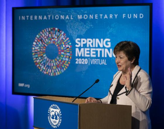 MFW przewiduje najgłębszą recesję od lat 30. XX wieku