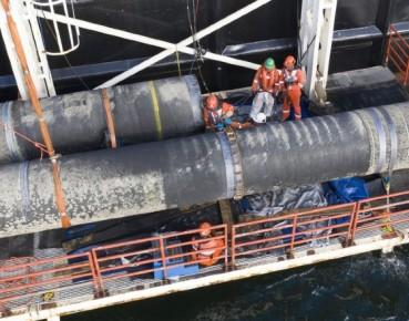 Future of Nord Stream2 gas pipeline