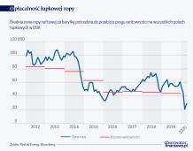 Przemysł naftowy w USA w obliczu szoku cenowego