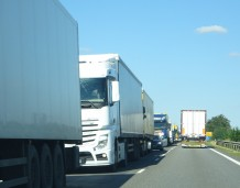 Poland as the largest hauler in the EU road transport