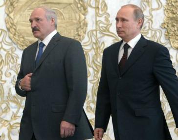Mniejsze wsparcie z Rosji uderza w Białoruś