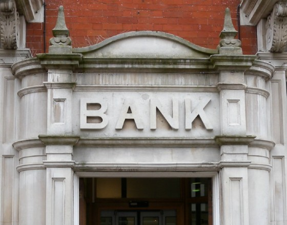 Bank entrance MAIN