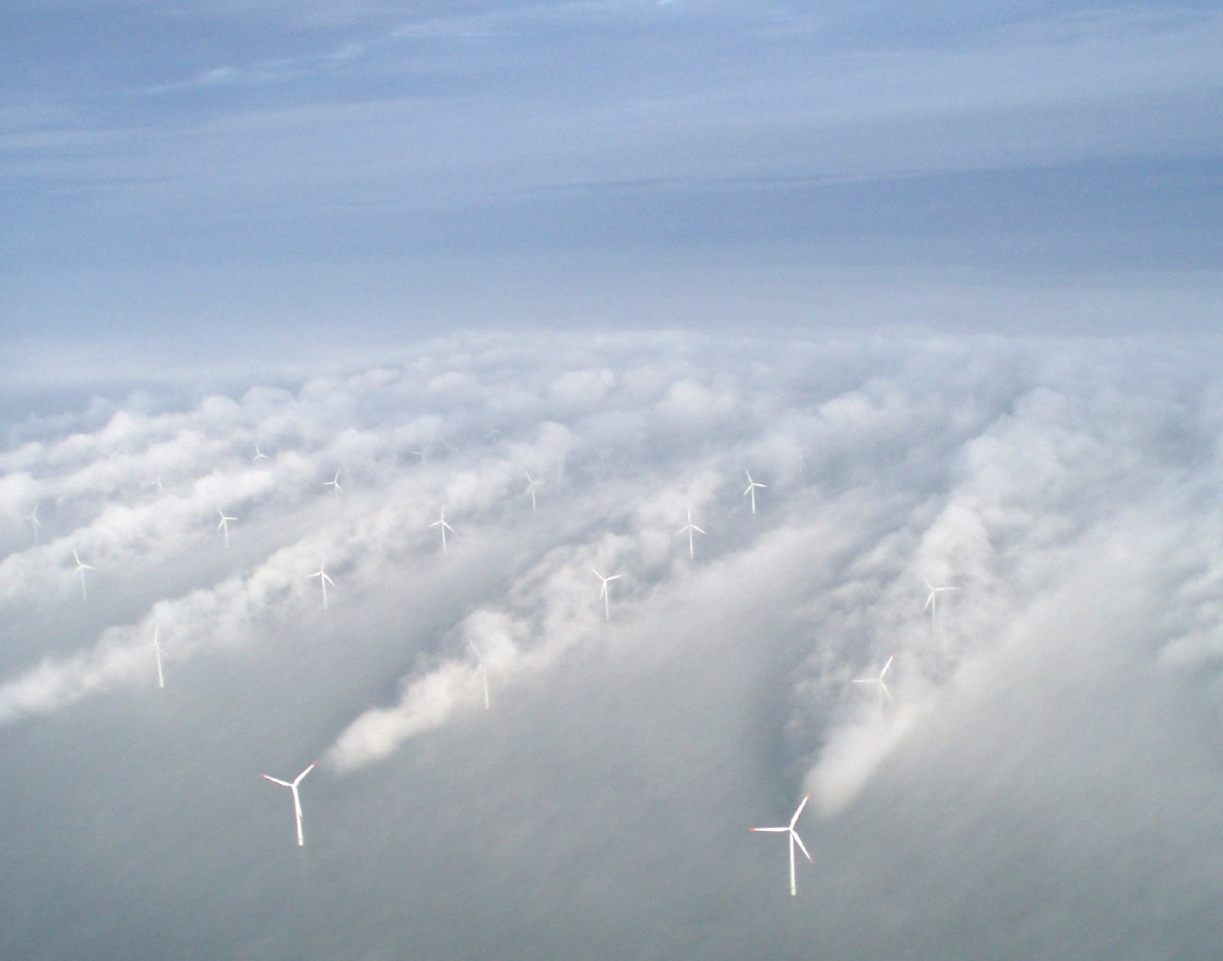 Offshore wind farms are necessary for the energy industry