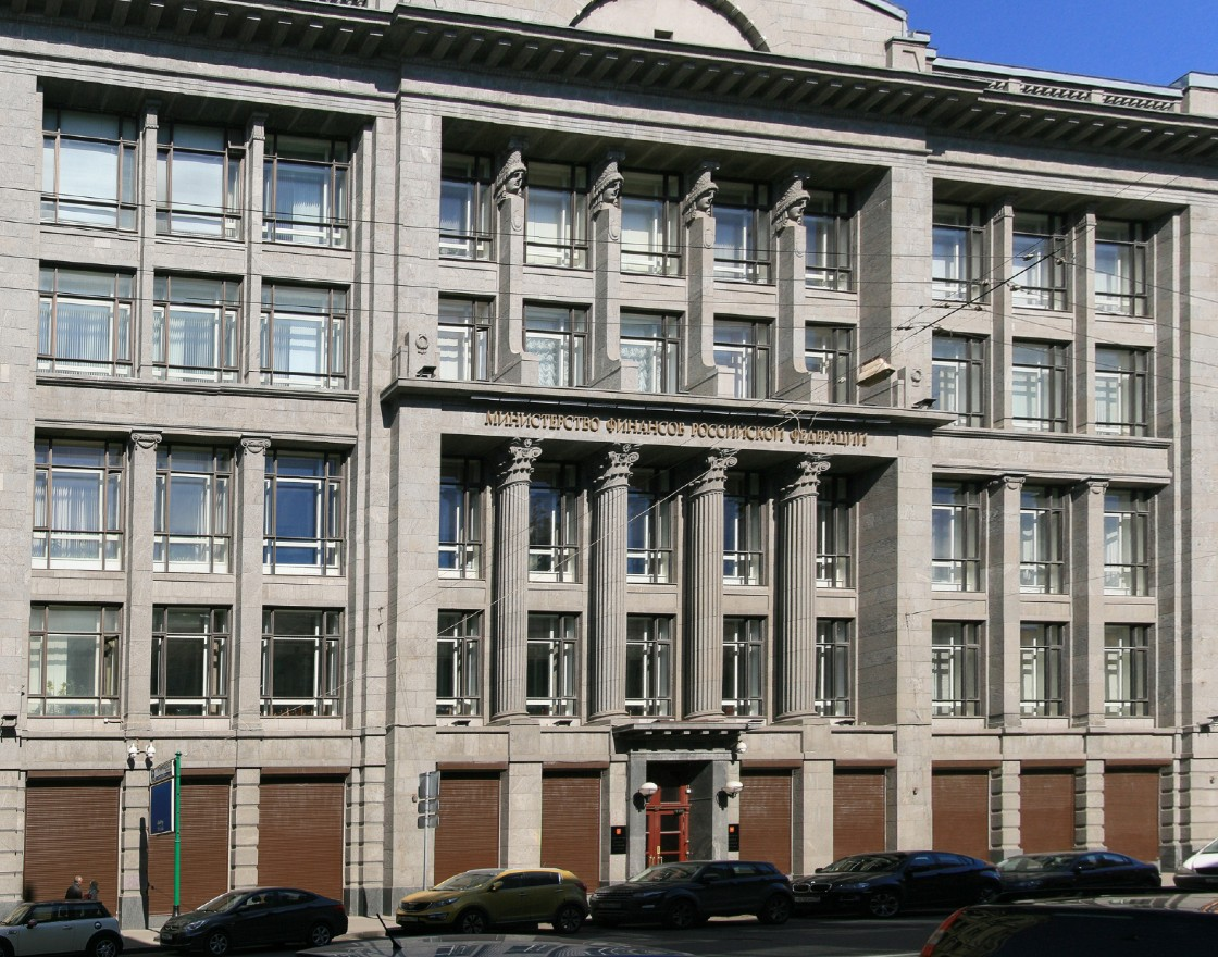 Russia MInistry of Finance