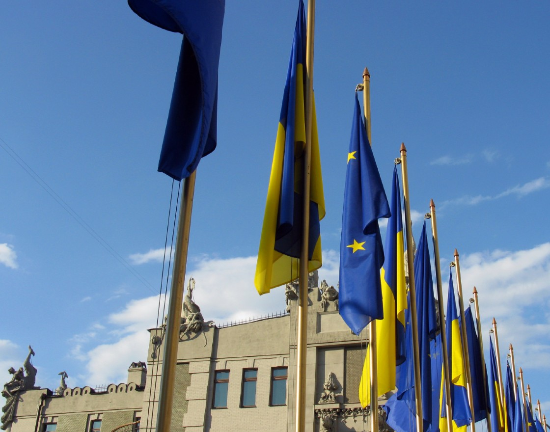 The asymmetrical association between Ukraine and the EU