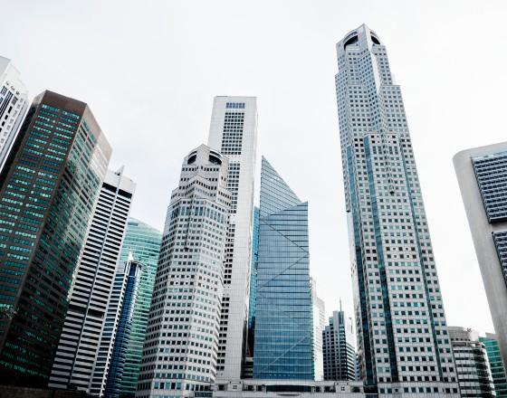 Singapur chce być centrum technologicznym Azji