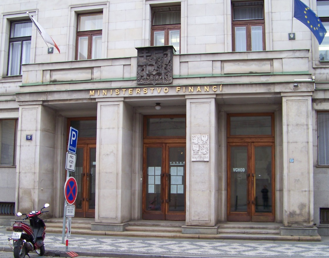 Czech Ministry of Finance Prague