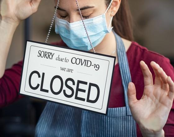 coronavirus we are closed